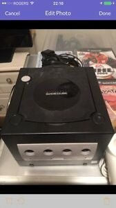 Nintendo Game Cube complet+ 3 jeux. 50$