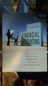 Financial Accounting Second Canadian 2nd Edition Hard Cover NEW