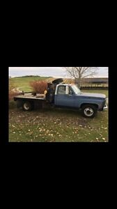 79 One Ton Chev Truck