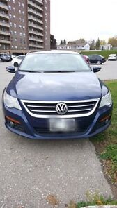 2009 Passat cc SportLine Safety E tested $8300 OBO