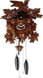 TRADITIONAL HERMLE VILLINGEN CUCKOO WALL CLOCK NEW