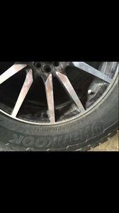 Ipike winter tires 255/65r17 London Ontario image 1