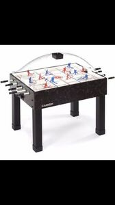 Carrom Bubble Hockey Table