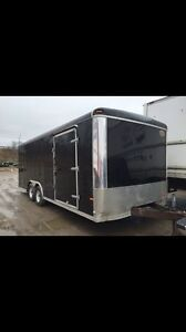 Awesome Enclosed Car Trailer!!!