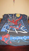 Spiderman Comforter for single/twin