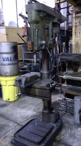 TOS Drill Press 3HP Motor