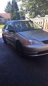 Honda civic 2003