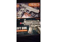 Soft play guns