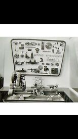 * WANTED * Myford Lathe & Accessories