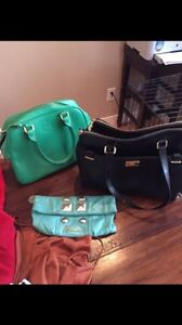 Moving sale - trendy clothes and purses