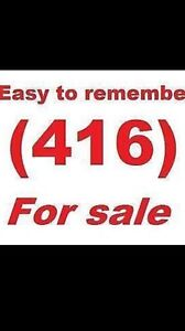 416 EASY TO REMEMBER RARE NUMBERS