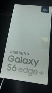 Brand new Unopened Samsung S6 edge plus!!!