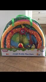 Little tikes jungle buddy gym