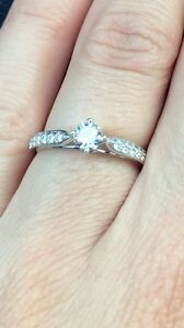 Stunning Canadian Diamond Ring