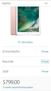 Brand new sealed iPad Pro 32GB for sale  London Ontario image 3
