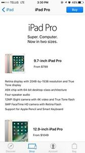 Brand new sealed iPad Pro 32GB for sale  London Ontario image 1