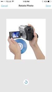 Sony Handycam DCR-DVD 108 like new condition Sarnia Sarnia Area image 1