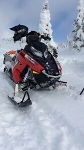 2014 RMK PRO 163 low kms lots of extras! Trade for boat?