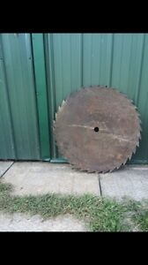 2 Buzz Saw Blades  London Ontario image 2