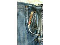 Men's DIESEL jeans.... original price £160 genuine item
