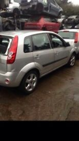 Breaking Ford Fiesta 2007 1.4