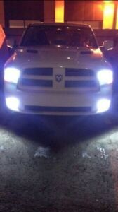 Dodge Ram Canbus HID lights conversion kits **NO FLICKERING**