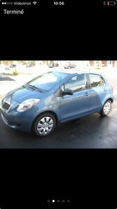 2008 Toyota Yaris with A/C