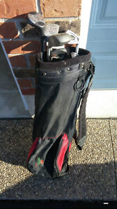 8 Club Golf Set with Bag (High Quality Clubs) REDUCED PRICE