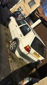 VW Golf Mk2 GTI Spares or Repairs