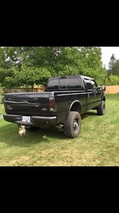 2004 Ford F-350 bulletproofed
