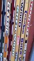 *** Assorted - Hockey - Sticks - ***