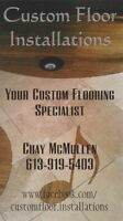 Professional Tile Installer Available