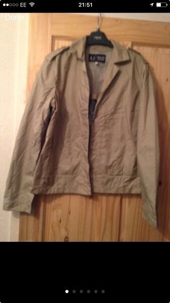 Ladies Armani Jacket