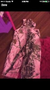 Want gone-Cabelas pink camo coveralls