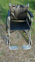 WHEEL CHAIR for up to 300 pounds Bios Diagnostics BD746