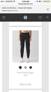 (WANTED) looking for: Lululemon pant types London Ontario image 1