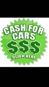 ALL UNWANTED CARS FOR CASH Lidcombe Auburn Area Preview