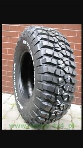 Looking for a good set of 37 /17 in tires