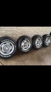 Firestone firehawk tires and rally rims Windsor Region Ontario image 7