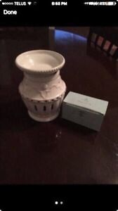 PartyLite warmer and wax melts