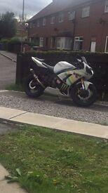 Kawasaki zx6r 2005. Quick sale. Nice bike
