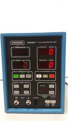 Critikon Dinamap 8100t Vital Sign Monitors 221906
