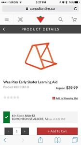 Wee Play Early Skater  Learning Aid