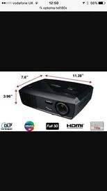 REDUCED OPTOMA HD180x full 3D projector