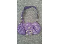 GUESS Handbag (purple)