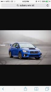 Wanted Subaru sti or Impreza