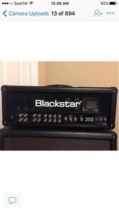 Black star Series One EL34 100W Head Regina Regina Area image 1