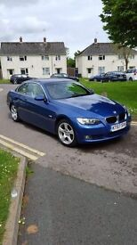 2008 (57plate) BMW 320i SE Coupe FSH 53k milage PRICE LOWERED TO SELL FOR THIS WEEK ONLY!!