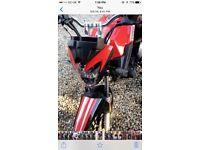 Lexmoto 125 bike for sale