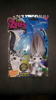 Zelfs Snowphie White Tiger Limited Edition Brand New Sealed